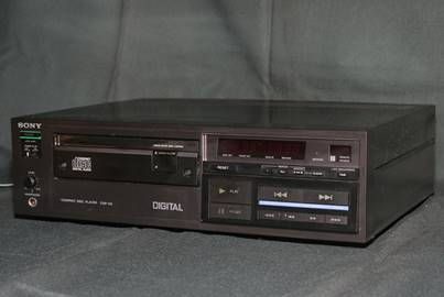 CD Sony CDP 101 1984 b